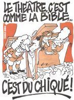 charlie-Hebdo- crucificação