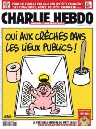 Charlie hebdomadibus,- peperit