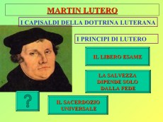 Luther doctrine