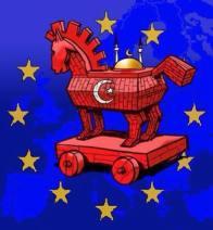 Trojanisches Pferd Arabisch