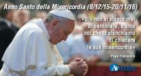 Pope John misericordia