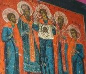 veronica byzantinische Ikone