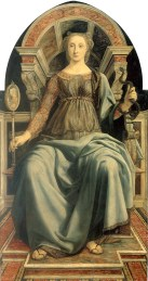 Prudence Piero del Pollaio fifteenth century