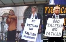 kein vatikan kein Taleban