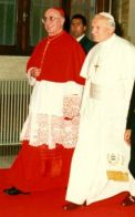 Giacomo Biffi Giovanni Paolo II