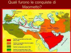 Eroberungen von Muhammad