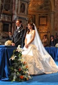 Spouses church of San Pietro in Montorio al Gianicolo