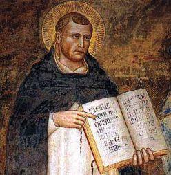 St. Thomas von Aquin Gesegnet Angelic 2