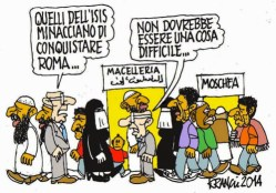 eurabia conquista di roma