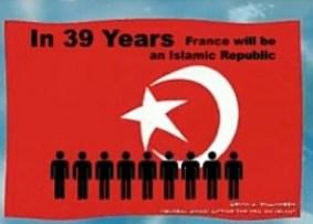 Eurabia Frankreich