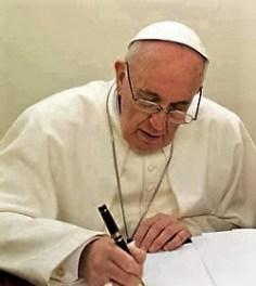 Pope signature