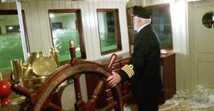 titanic capitano