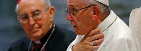Pape et Vallini