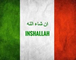drapeau italien Inshalla