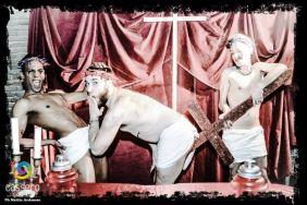 gay pride show profanity in bologna 1