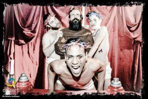 gay pride spettacolo blasfemo a bologna 2