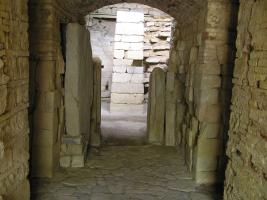 Etruscan Grab-of-Pietrera-vetulonia