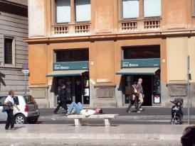 Via della Conciliazione Bibliothek Elledici