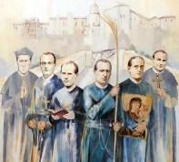 Märtyrer-Spanisch-Redemptoristen