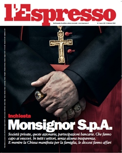 Monsignor expressed spa