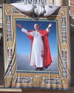 Allí Pablo beatificación