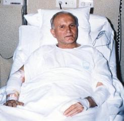 giovanni paolo II attentato