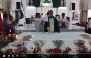Neocatechumenal Eucharistic Prayer