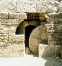 of Christ's tomb
