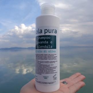 isola pura shampoo