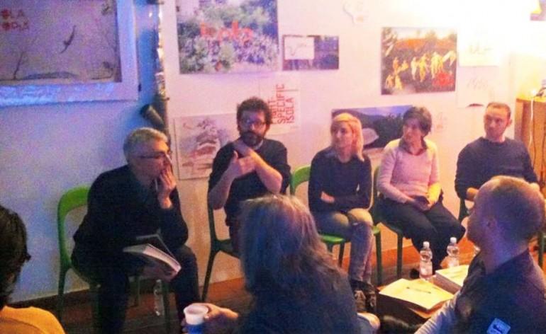 Presentazione Isola Art Center CIG Arcigay Milano