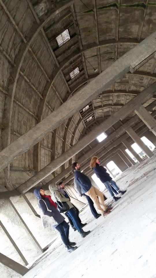 Visita del Paraboloide, Casale Monferrato (foto Bert Theis)