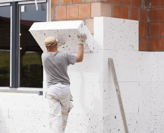 isolation extérieure travaux artisan