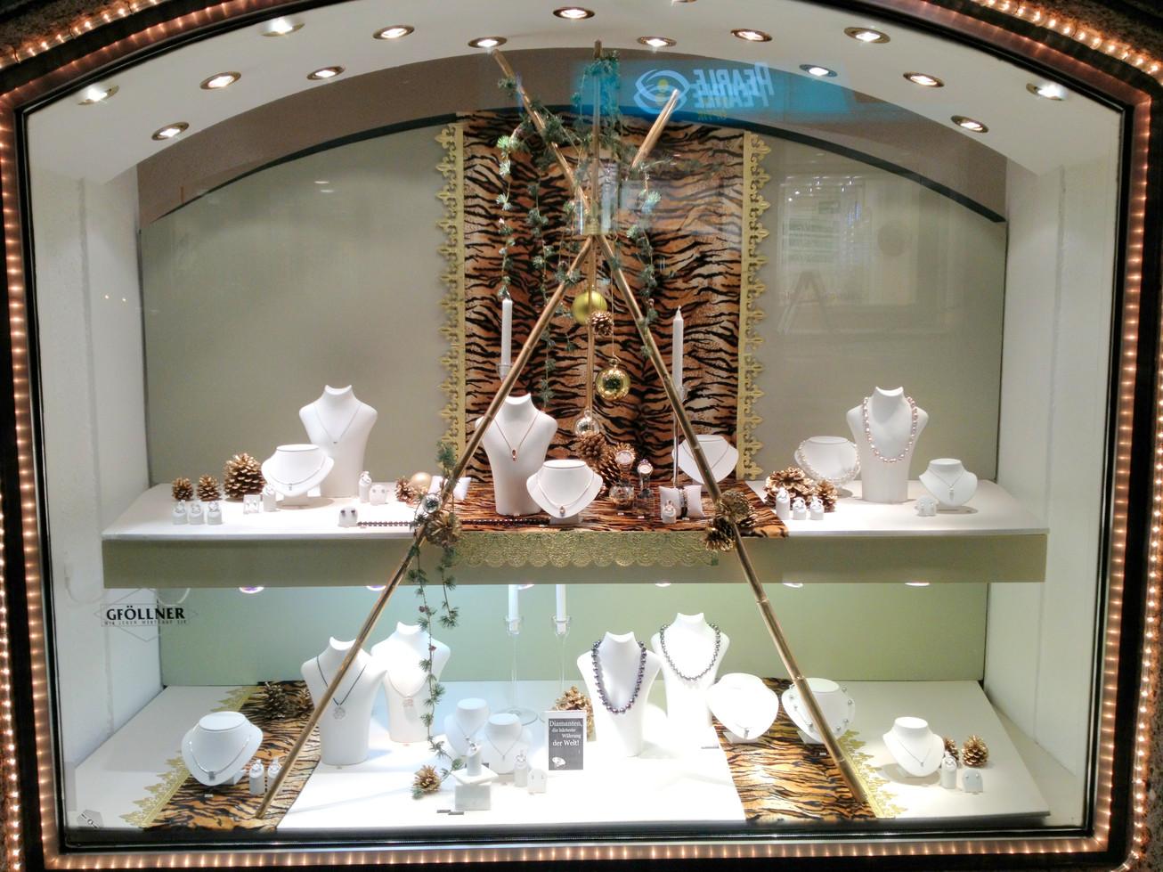 Weihnachten  Juwelier  Isolde Skrabitz