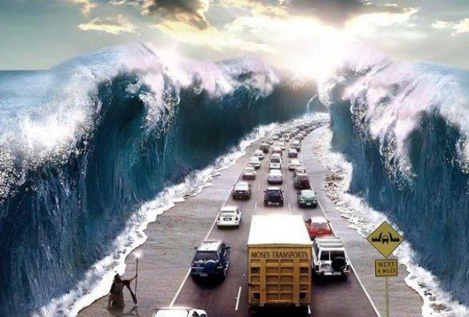1-43 | Библейское чудо в Корее — два раза в году море расступается и тогда...