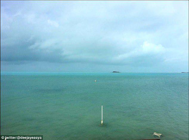 2-80 | Сюрприз после урагана Ирма — исчезнувший океан!