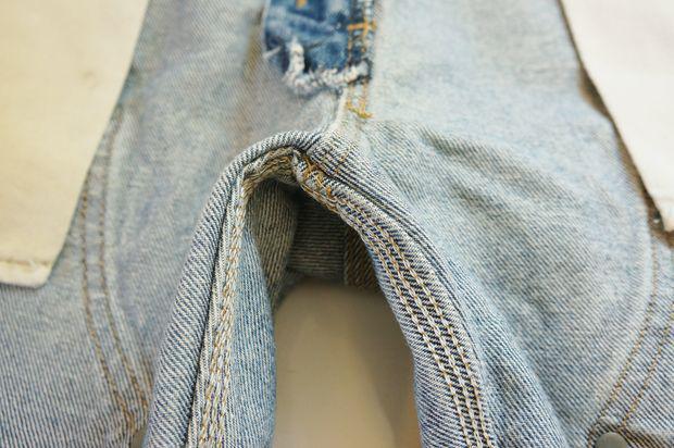 2 | Вот как правильно чистить джинсы!