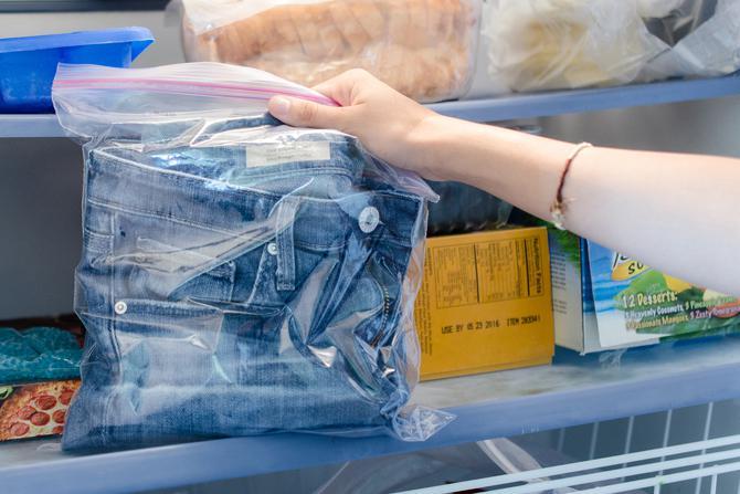 4 | Вот как правильно чистить джинсы!