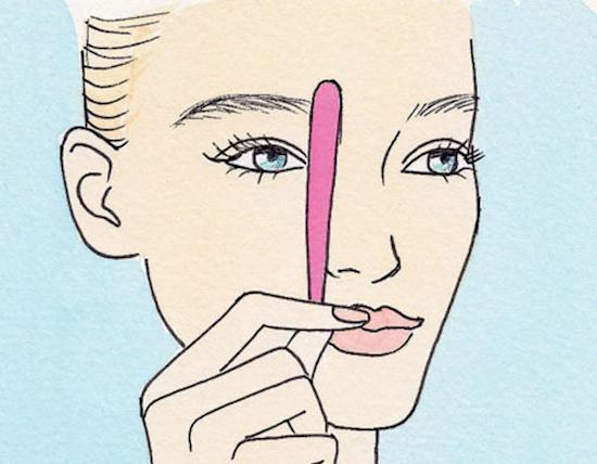 1-2-1   Идеальные брови — это просто!