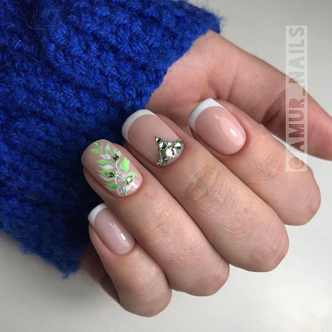 22159250_2014567458774425_906304512535298048_n-1 | Новинки 2018: модный маникюр на короткие ногти
