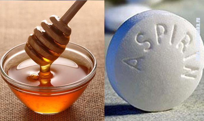 aspirin   Маска-скраб для лица из меда и аспирина: подарите вашей коже молодость и сияние!
