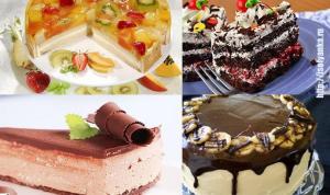 Шесть десертов без выпечки, которые придутся по вкусу всем сладкоежкам!