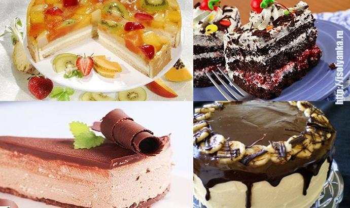 bez-vipe4ki | Шесть десертов без выпечки, которые придутся по вкусу всем сладкоежкам!