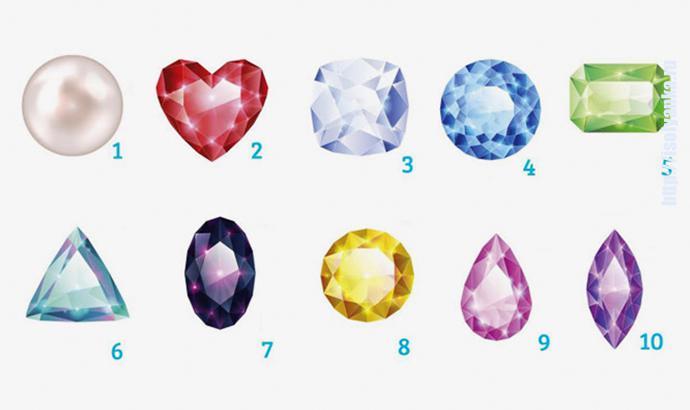 kamni | Выбери драгоценный камень и узнай кто ты! Правдивый тест...