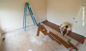 Пока жена отдыхала муж решил устроить ей сюрприз... Посмотрите во что он превратил квартиру за два дня!