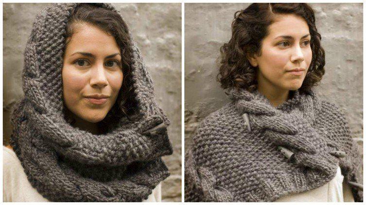32   Так нужно правильно носить шарф. Советы которые помогут выглядеть стильно!