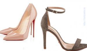 5 пар обуви, которые должны быть у каждой девушки!