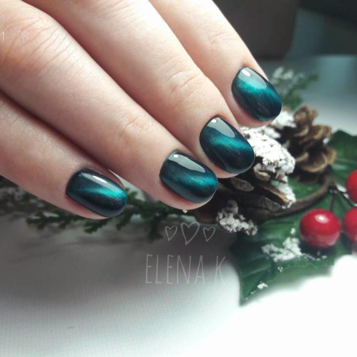 image23 | Идеи зимнего маникюра — праздничное настроение вам гарантировано!