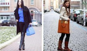 Новые правила стиля: с чем и как должна сочетаться сумка?
