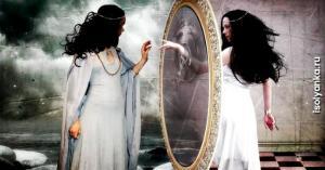 Магия зеркал: что не стоит делать перед зеркалом?