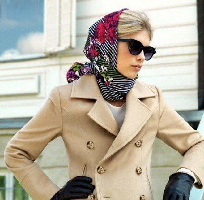image1-41 | Как красиво повязать платок зимой — стильные образы в холодное время года!